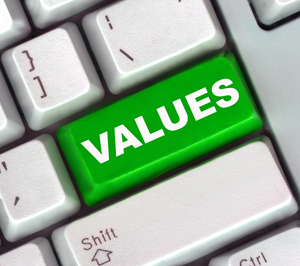 Making values live in your organisation