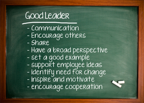 good leader How to be a good leader good leaders must be good role models, knowledgeable in their fields, and worthy of respect there are many ways to lead, whether it's by.