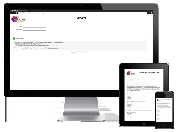 Feedback surveys_devices