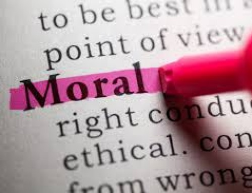The importance of moral leadership