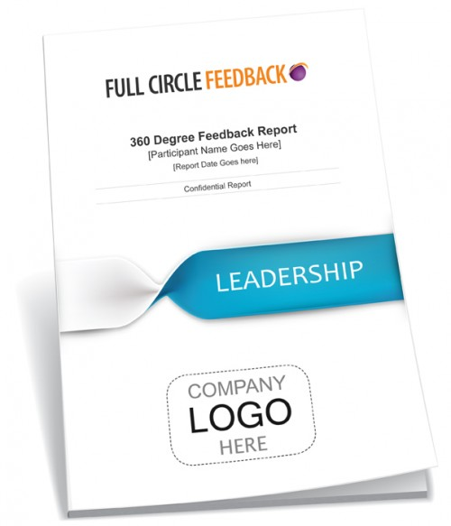 360 Degree Feedback Survey - report cover for Leadership