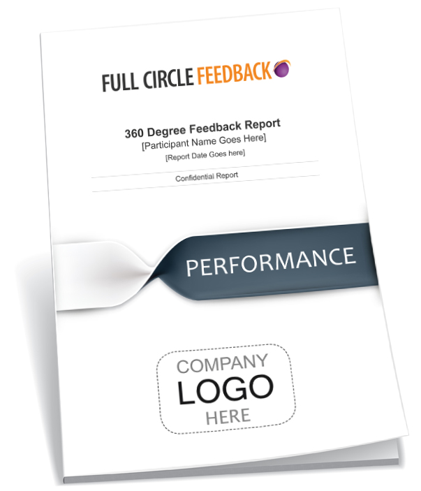 360 Degree Feedback Survey - report cover for Performance